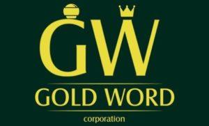 Лого Студия звукозаписи Gold Word