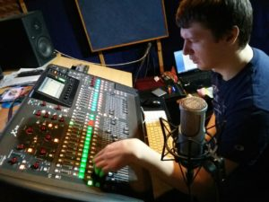 обучение звукорежиссеров в Екатеринбурге