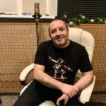 Запись трека в студии для Армена Етимяна