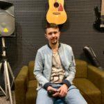 Уроки вокала и запись песни для Ивана Черепанова в студии Gold Word