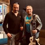 Запись музыкальных инструментов в студии