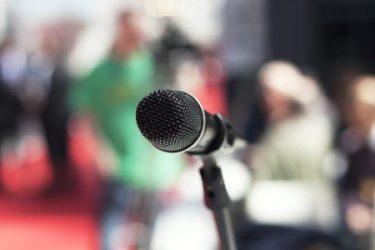 избавьтесь от страха при выступлении на сцене