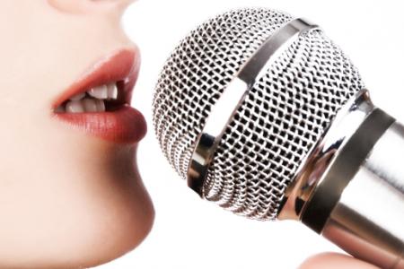дорожка вокала