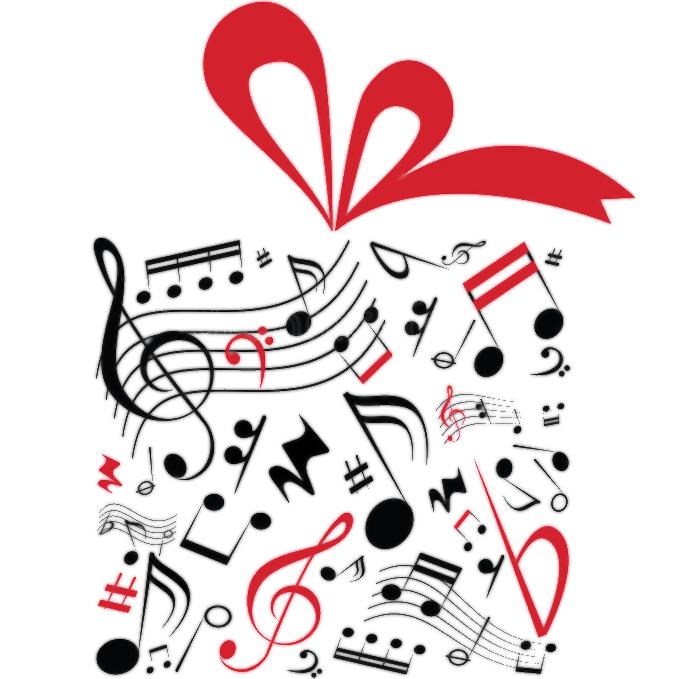 как заказать музыкальный дар