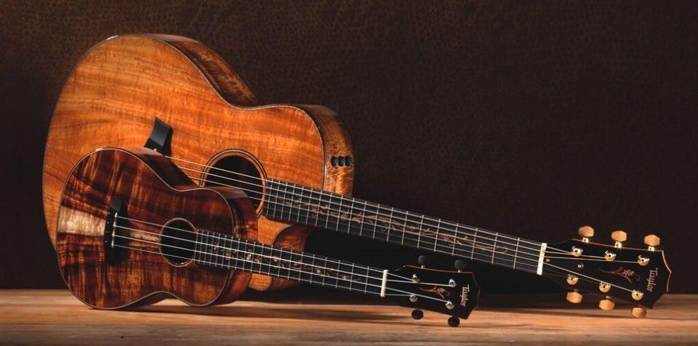уроки гитары и укулеле