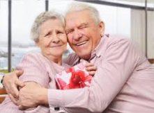 Сочинить для бабушки и дедушки